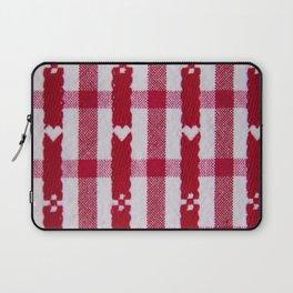 fibric pattern Laptop Sleeve