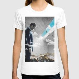 Concrete Landscape T-shirt