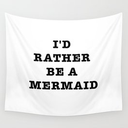 MERMAID Wall Tapestry