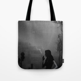 Light and Darkness.. Tote Bag