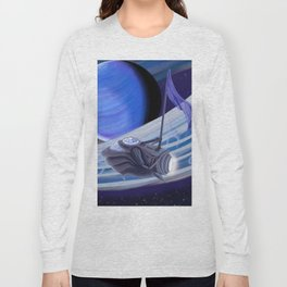Through Space and Sound Long Sleeve T-shirt