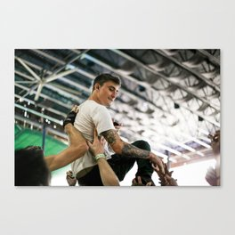 Kyle Pavone | We Came As Romans Canvas Print