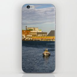 Ready to sail iPhone Skin