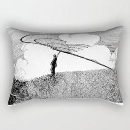 Dream of Flight Rectangular Pillow
