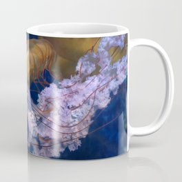 Pacific Sea Nettles Jellies Coffee Mug