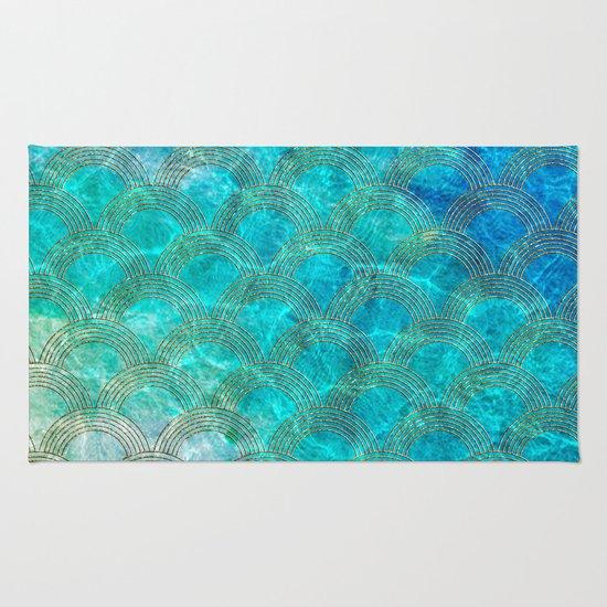 Aqua Rug Rugs Ideas