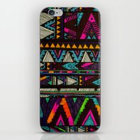 coasters iPhone & iPod Skins featuring ▲HUIPIL▲ by Kris Tate