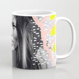 Kate Moss Tribal Far East Coffee Mug