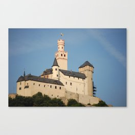 Castle 2 Canvas Print
