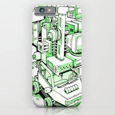 Green Machine Car iPhone 6s Slim Case