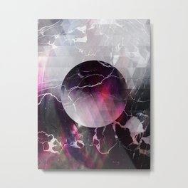 A New World Metal Print