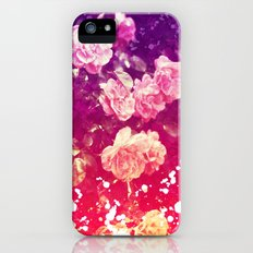 Painted Roses - for iphone iPhone (5, 5s) Slim Case