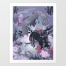 Another World Art Print