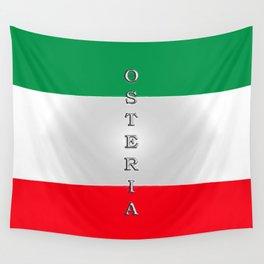 Italia Osteria Wall Tapestry