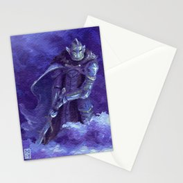 The Knight of the Winter Sun Stationery Cards