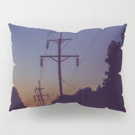 Powerlines Pillow Sham