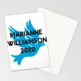 Marianne Williamson For President 2020 Stationery Cards