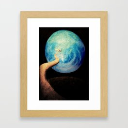 Apollo Mission: The Boon Framed Art Print