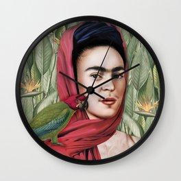 Frida Vida Wall Clock