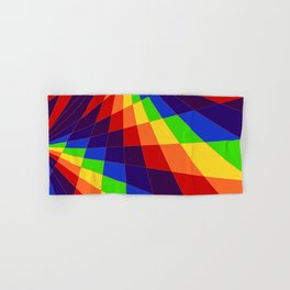 "ROY G Biv - ""Another Look"" Hand & Bath Towel"