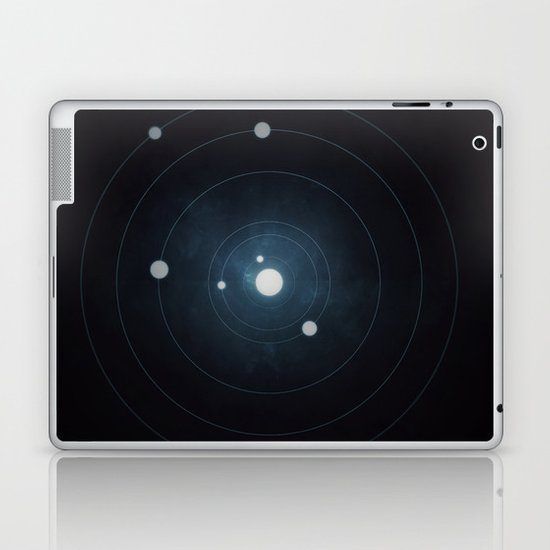 Star System Laptop & iPad Skin