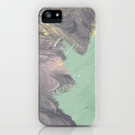 Storming Pastel iPhone Case