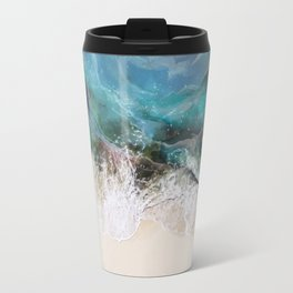Sea Vortex Travel Mug