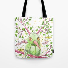 Flying school  Tote Bag