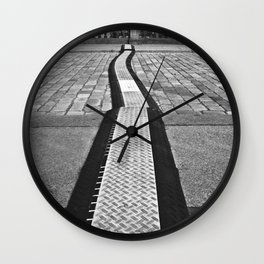 SIGNS for the UNKNOWN  Wall Clock