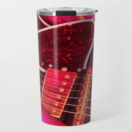 B B King Travel Mug