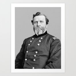 General George Thomas Art Print