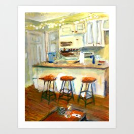 2200 Apex Lane, Unit 1700, No. 02* Art Print