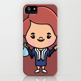 Outstanding Marie Curie iPhone Case