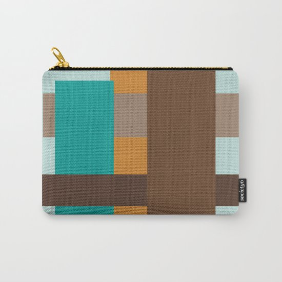 Abstract #3 Carry-All Pouch