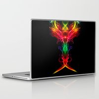 lobster Laptop & iPad Skins featuring Smoked Lobster by Steve Purnell