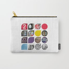 Cold Comfort Collage — The Streets Carry-All Pouch