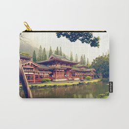 Byodo-In Temple/ Hawaii Carry-All Pouch