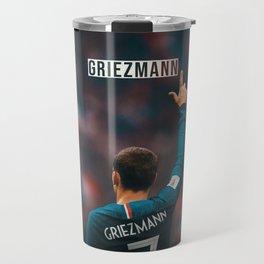 Antoine Griezmann Travel Mug