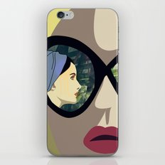 I'll Find You iPhone Skin