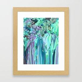 PATTERN DESIGN Framed Art Print