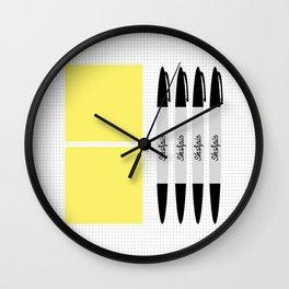 UX Design Toolkit Wall Clock
