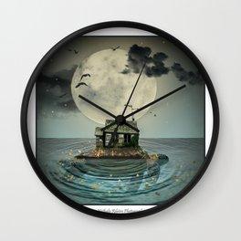 Tortue Wall Clock