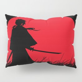 Samurai X Pillow Sham