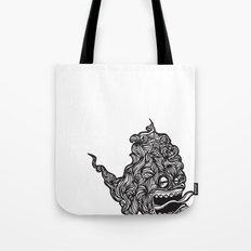 Hairy Smoke Bastard #1 Tote Bag