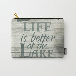 Lake Life Carry-All Pouch