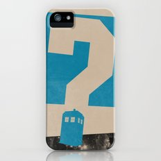Doctor  Who? Slim Case iPhone (5, 5s)