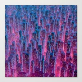 City of Light Canvas Print