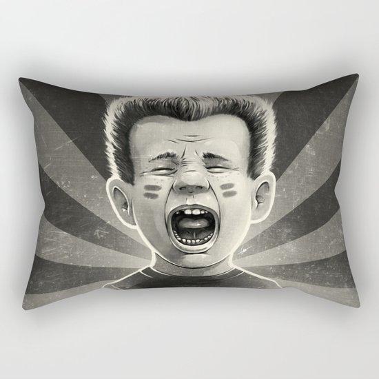 Noise! Rectangular Pillow