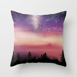 'Who is the strongest?' Illustration 9 (Original) Throw Pillow