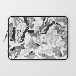 Wild Lines Laptop Sleeve
